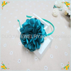 fashion children hairband with flower
