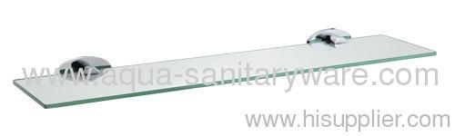 Oval Glass Shelf of dresser