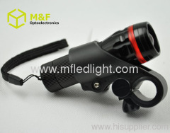 3W CREE bicycle light zoomable