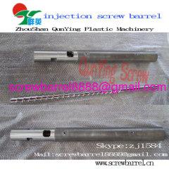 injection single screw barrels