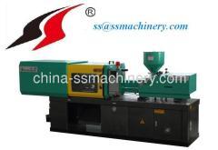 Horizontal energy saving plastic injection machine