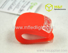 Silicone led warning light for promotion