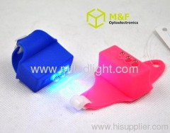 multi color LED bicycle light