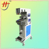 Hengjin electric pad printer pneumatic 2 colors pad printer with shuttle.