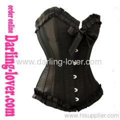 Sexy Fashion Classic Black Corset