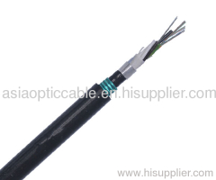 Armored and Double Sheathed Outdoor Cable GYTA53