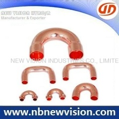 Copper Pipe Fitting for Air Conditioner Coils - Heat Exchanger