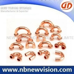 Copper Return Bends for Air Conditioner & Fan Coils