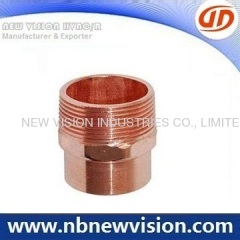 Copper Male Adaptor Fitting