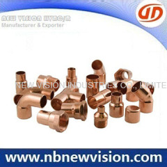 Refrigeraton Copper Pipe Fitting