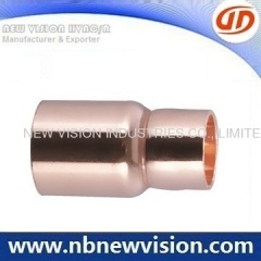 Copper Coupling for Plumbing