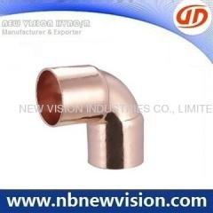 90 Degree Copper Elbow - ASME B16.22 Standard