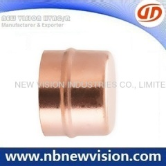 End Cap for Copper Pipe