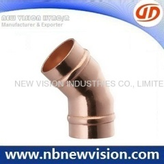 EN 1254-1 Solder Ring Copper Fitting