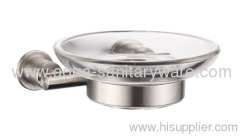 Stainless steel soap holders