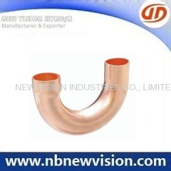 Air Conditioner Copper Return Bend