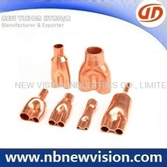 Copper Connector for Air Conditioner