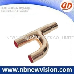 Air Conditioner Copper H Bends