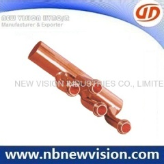 Copper Fitting with Brazing Ring