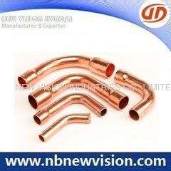 Copper Pipe Fitting for A/C