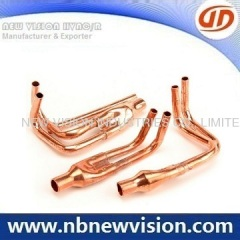 A/C Copper Pipe Fitting