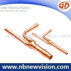 AC Copper Pipe Fitting
