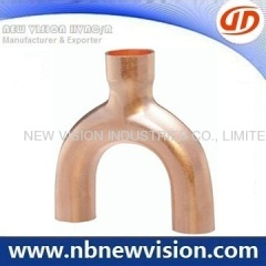 HVAC Copper Pipe Fitting