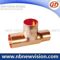 Copper Pipe Fitting for Plumbing
