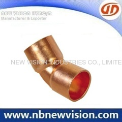 Copper Elbow Pipe Fitting