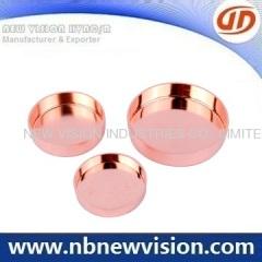 Sealing Copper Caps for Air Conditioner & Plumbing