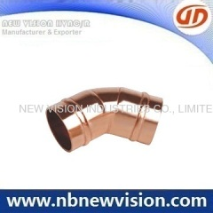 Solder Ring Copper Elbow Fitting