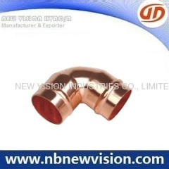 Copper Elbow for EN 1254-1