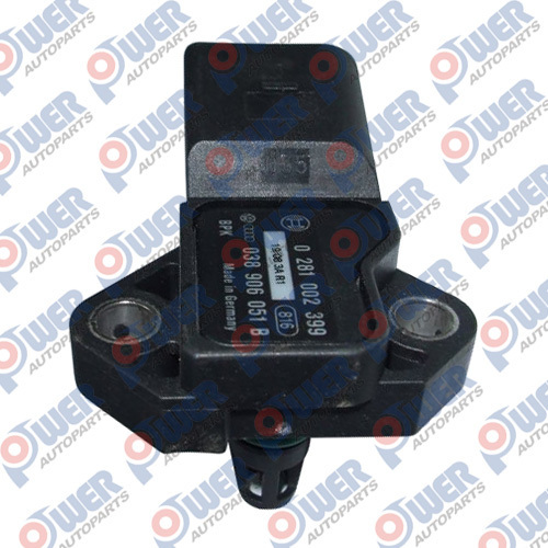 99VW-9E928-AB 038906051B 03G906051D Air Pressure Sensor from China manufacturer - POWER AUTO ...