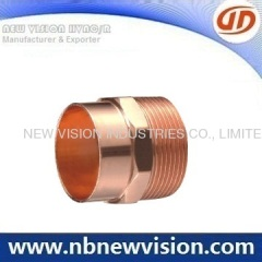 Copper Connector for HVAC