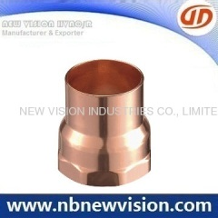 Copper Union Fittings for HVAC & Plumbing