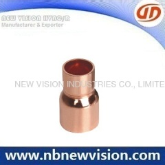 Copper Reducing Coupling Fitting