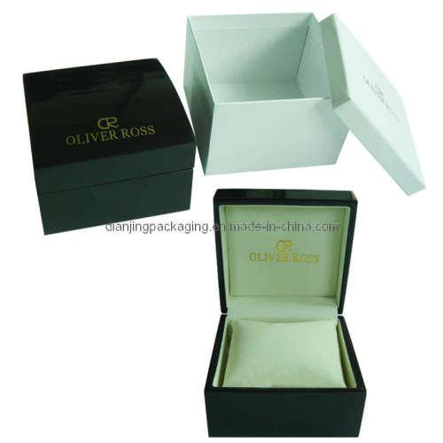 Watch Box wooden packing box jewelry box winder