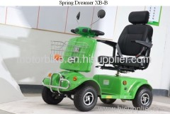 4 wheele mobility scooter