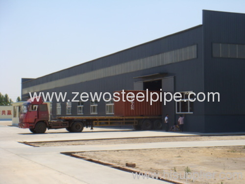 ASTM A178-C Carbon seamless steel pipe