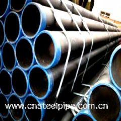 ASTM A53 /A 106 carbon Cold drawn/hot rolled seamless steel