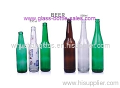 330ml Crown Beer Bottle