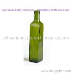 500ml Dark Green Olive Oil Bottle(in stock)