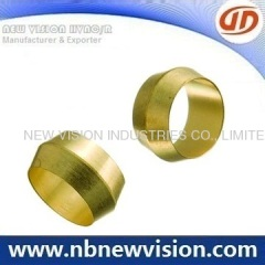 Brass CNC Pipe Ring