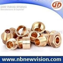 Brass Pipe Thread Fitting