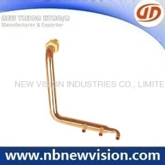 Air Conditioner Copper Header