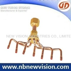Copper Tube Assembly for HVAC