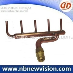 Refrigeration Copper Pipe Assembly