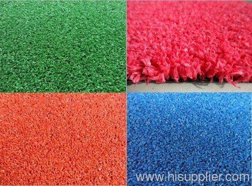 High Density Non Infill Football Artificial Grass