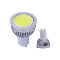 aluminum cup high radiating performance COB 5W/7W spotlight