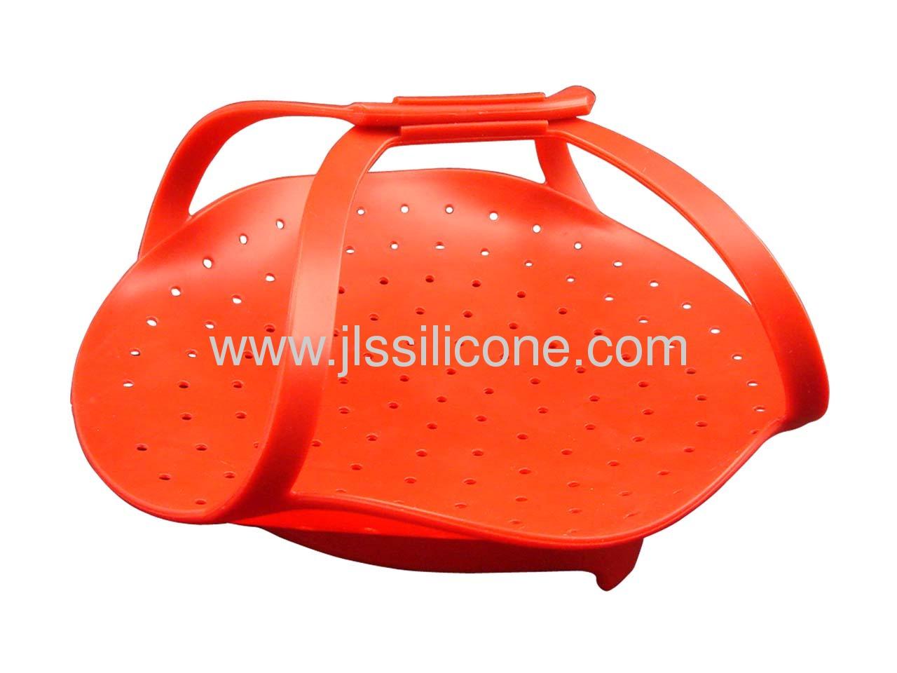 Fashion and portable silicone steamer